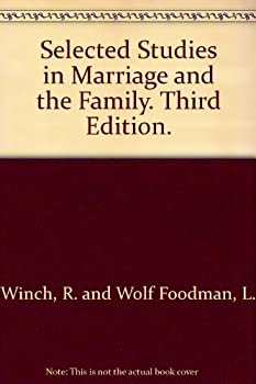 Hardcover Selected Studies in Marriage and the Family Book