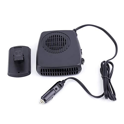 Bubbry 150W 12V auto voorruit defroster auto verwarming ventilator