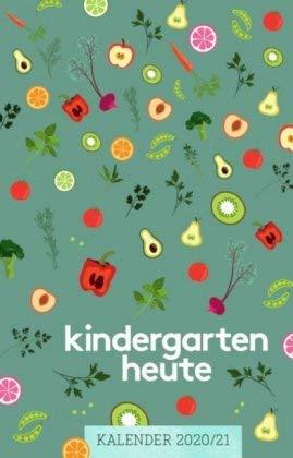 Kindergarten heute Kalender 2020-2021 - Kita-Planer - Taschenkalender - Kindergarten-Planer - Kalender für Erzieherinnen und Erzieher - 12 x 19 cm - Jede Woche auf 2 Seiten