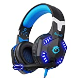 VersionTECH. Gaming Headaset for PS4 Xbox One, G2000 Gaming Headphones with Noise Cancelling