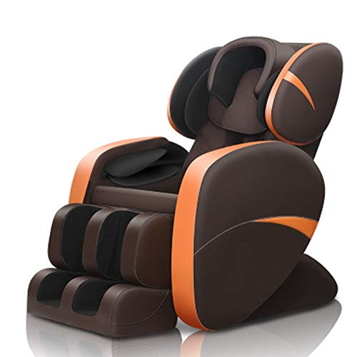 Learn More About Massage Chair Home Automatic Space Capsule Body kneading Massage Multifunctional El...