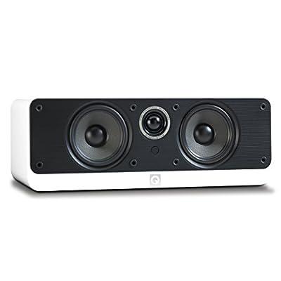 Q Acoustics 2000ci Centre Speaker (Gloss White) from Q Acoustics