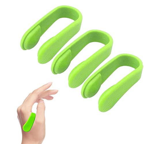 Druckclip, MigräNe-Linderung, Kopfschmerz-Druckclip, Handmassage-Clip, Migräne-Linderung Natürlicher Spannungsabbau Tragbare Akupressur Anti Stress Fingermassage(3 PCS)