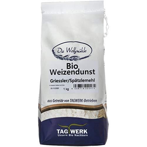 TAGWERK Weizendunst aus Bayern (1 kg) - Bio