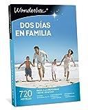 WONDERBOX Caja Regalo -Dos DÍAS EN Familia- 720 hoteles inolvidables para...