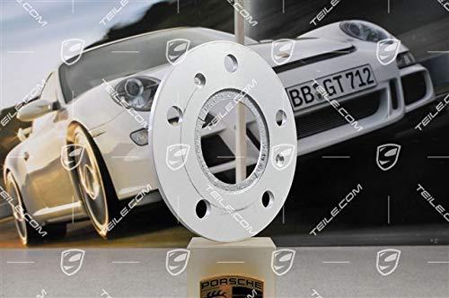 Porsche 911 996/997 / Bixster 986/987 / Panamera G1/970 Distanzring 5mm /1 Stück