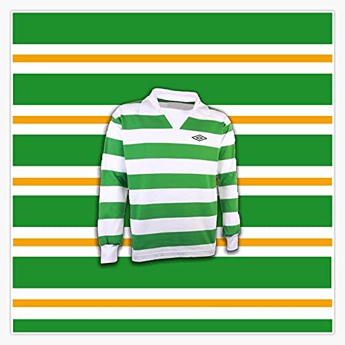 Glasgow Celtic Fc Retro Bumper Sticker Window Vinyl Decal 5'