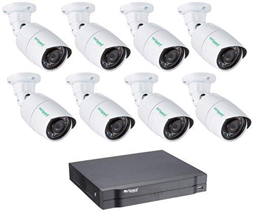 HD Dahua–Kit de Video vigilancia con 8Cámaras Exteriores 720P–Kit–dvr-8X 3499–sin Disco Duro