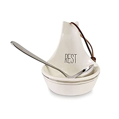 Mud Pie Bistro Spoon Rest