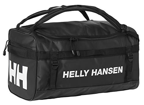 Helly Hansen Classic Bag Duffel, color negro, tamaño estándar, volumen 90.0liters