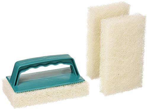 A-Maz The Gripper Handle + 3 Scrub Pads - 2 Pack