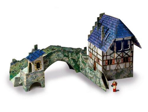 CLEVER PAPER- Puzzles 3D Puente (14258)