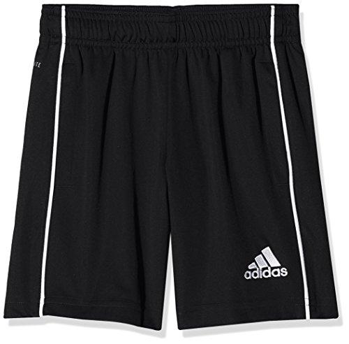 adidas Kinder CORE18 TR SHO Y Sport Shorts, Black/White, 5-6Y