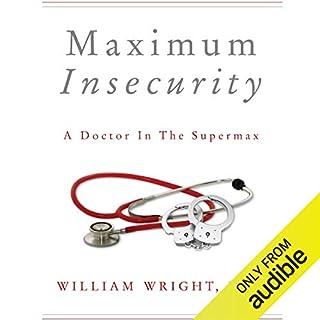 Maximum Insecurity audiobook cover art