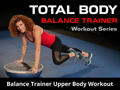 Balance Trainer Upper Body Workout