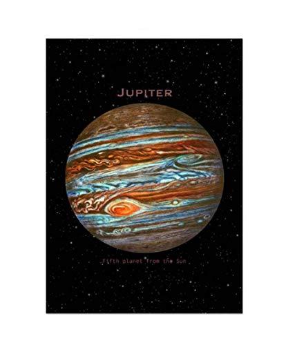 JCYMC Puzzle 1000 Teile Planet Weltraum...