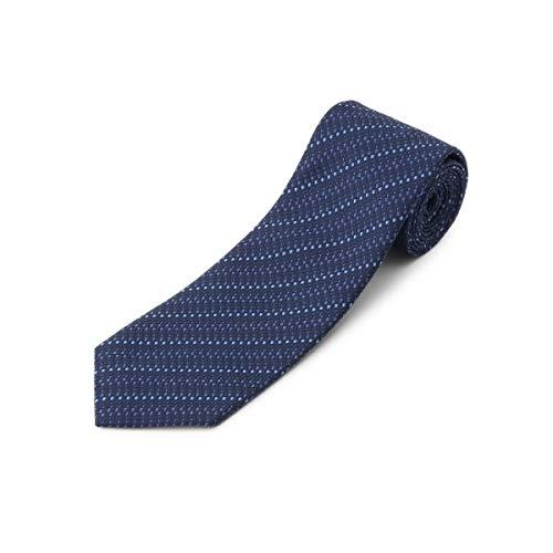 [タケオキクチ]ネクタイ6色メランジマイクロソリッドタイ37118005メンズネイビー(093)80