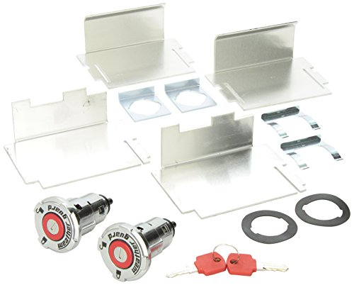 Weather Guard - 7838-2PK Replacement Lock Retro Fit Kit, PK2