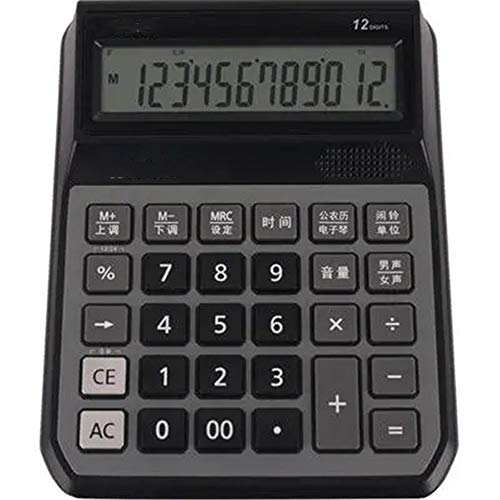 MVLJ Calculatrice Calculatrice vocale Informatique...