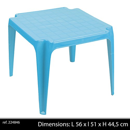 PROGARDEN 436029 - Infantil Mesa, Azul