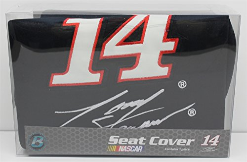 Tony Stewart #20 NASCAR Pole Position Royal Plush Raschel Blanket (800 Series) (60 x80 )