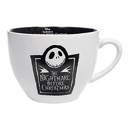 The Nightmare Before Christmas - Cappuccino Mug