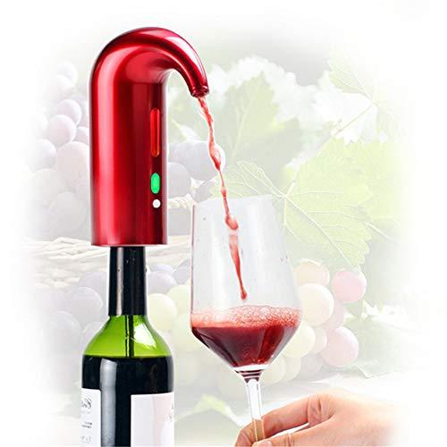 Liquor Karaffen, Draagbare Smart Electric Wijn Decanter Automatische Rode Wijn Schenker Beluchter Decanter Dispenser Wine Gereedschap Bar Accessoires