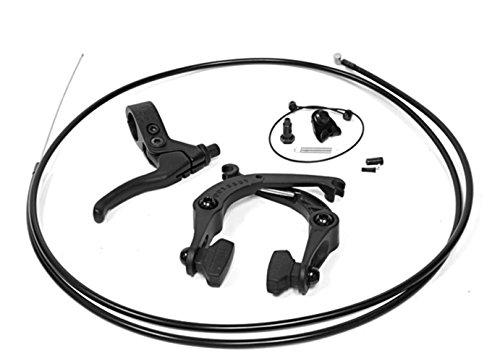 ODYSSEY U-Brake Brake Springfield–B Mounting Kit, Black Black