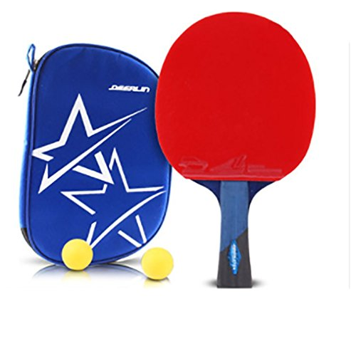 xianw Ping Pong Padel - Raqueta de Tenis de Mesa Profesional Mejor...