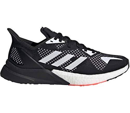 adidas X9000L3 W, Zapatillas de Running Mujer, NEGBÁS/FTWBLA/GRIGLO, 38 EU