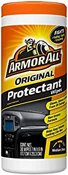 30-Count Armor All Car Interior Cleaner & Protectant Wipes