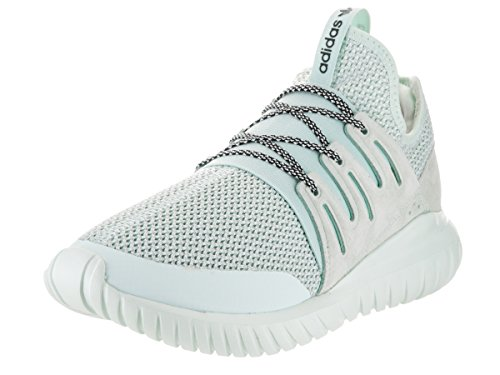 adidas Mens Tubular Radial Lace Up Sneakers Shoes Casual - Green - Size 10.5 D
