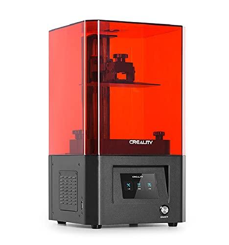 日本正式代理店PeachClover【Creality 3D】LD-002H 光造形 3Dプリンター 6.08インチ2Kモノクロスクリーン 造形サイズ 130 x 82 x 160 mm