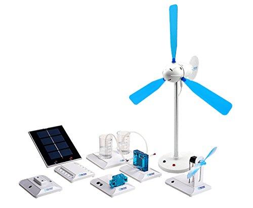 Horizon Kit dexpérience Renewable Energy Science Education Set FCJJ-37 à partir de 12 Ans