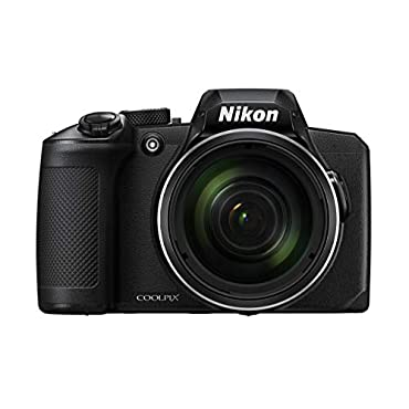 Nikon Coolpix B600 16MP Digital Camera 60x Optical Zoom Black