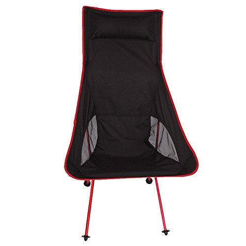 Mountain Warehouse Chaise De Jardin Inclinable Accoudoirs Chaise De Camping Coussin De Tête Rembourré Chaise De Pique-Nique Durable Pour L'extérieur La Plage