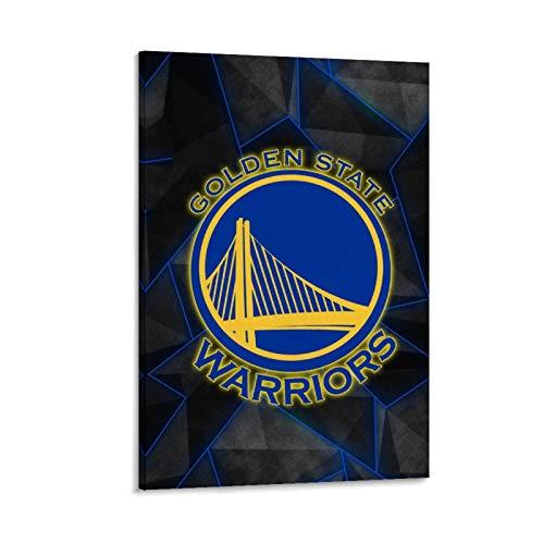 Golden State Warriors - Póster de baloncesto (60 x 90 cm)