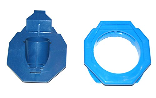 Affordable Baracuda G3 Foot Pad, Flange Pool Cleaner Replacement Parts For W70328 W70327