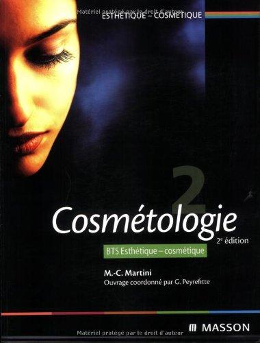 Cosmétologie Tome 2