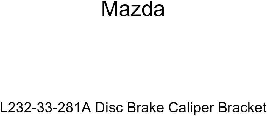 Mazda Free shipping / New L232-33-281A Disc Genuine Brake Bracket Caliper