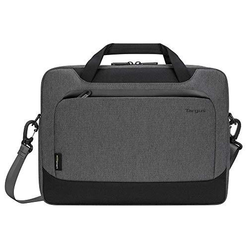 """Targus TBS92502GL 15,6"""" Cypress schmale Laptop-Tasche mit EcoSmart - Schwarz"""