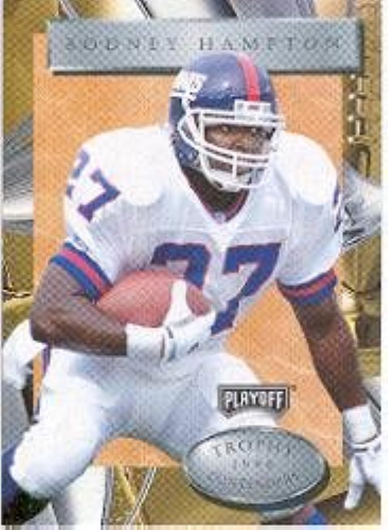 1996 Playoff Trophy Contenders #27 Rodney Hampton Near Mint/Mint hmecbicynds45