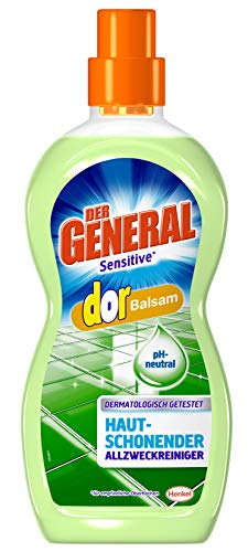 Der General dor Balsam, Allzweckreiniger pH-neutral und hautschonend, 7er Pack (7 x 600 ml)