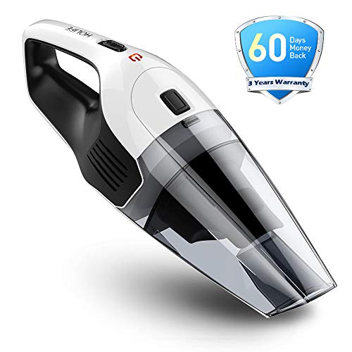 Holife Cordless Handheld Vacuum Cleaner, 【2nd Gen】 14.8V 100W...