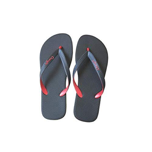 MedusaABCZeus Indoor Outdoor Slipper Zehentrenner,rutschfeste Sandalen und Hausschuhe, Unisex-rot_37,Sports Sandalen Beach/Pool Pantoffeln