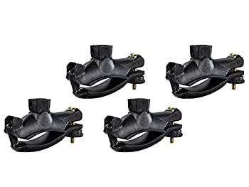 YAKIMA Universal MightyMount Mount for Factory or Aerodynamic Car Rack System Set of 4