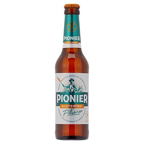 Pionier glutenfreies Pilsener MEHRWEG (4 x 0.33 l)