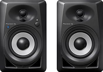 Pioneer DJ Studio Monitor Black  DM40BT
