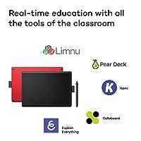 Wacom One By Wacom Medium Tavoletta Grafica con Penna, Compatibile con Windows, Mac, Chromebook, Adatta per l'Home Office e l'E-Learning #3