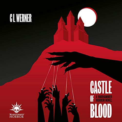 Castle of Blood audiobook cover art